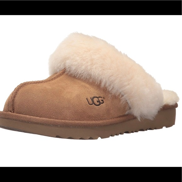 4a951cd45e8 Kids K Cozy II Slipper Chestnut color NWT